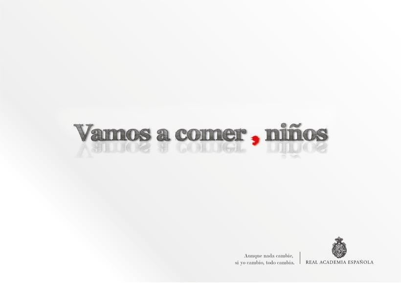 Gráfica publicitaria R.A.E. -1