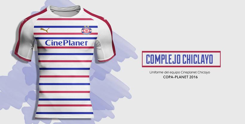 Branding Cineplanet F.C 3