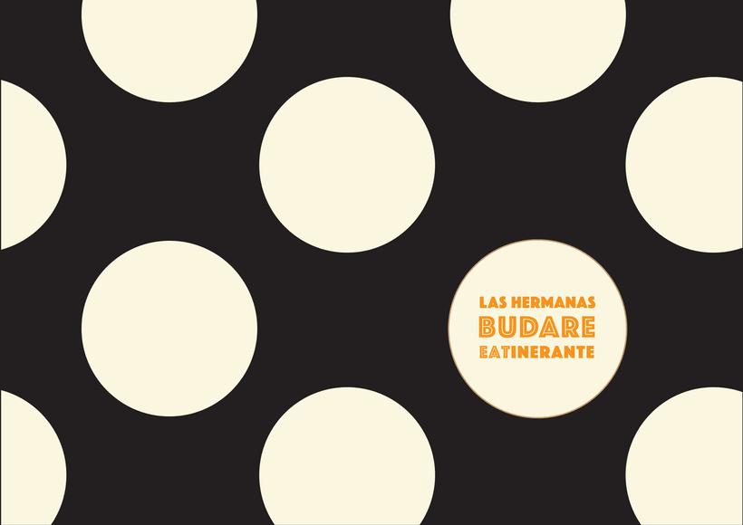 """Brand - Las Hermanas Budares - Food Service """"Arepas"""" -1"""
