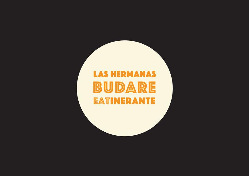 """Brand - Las Hermanas Budares - Food Service """"Arepas"""" 0"""