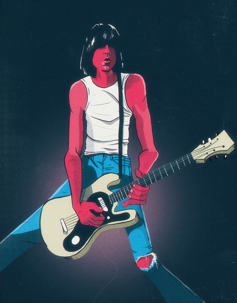 Johnny Ramone 0