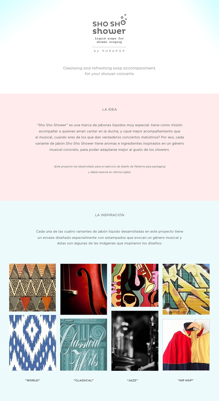 Diseño de Patterns para packaging 0