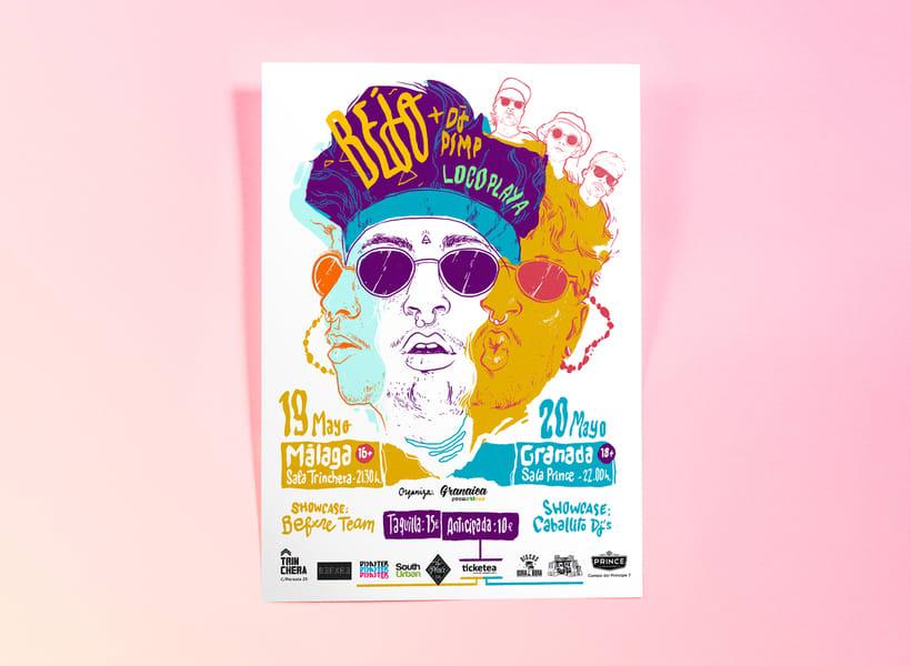 Bejo Poster 1