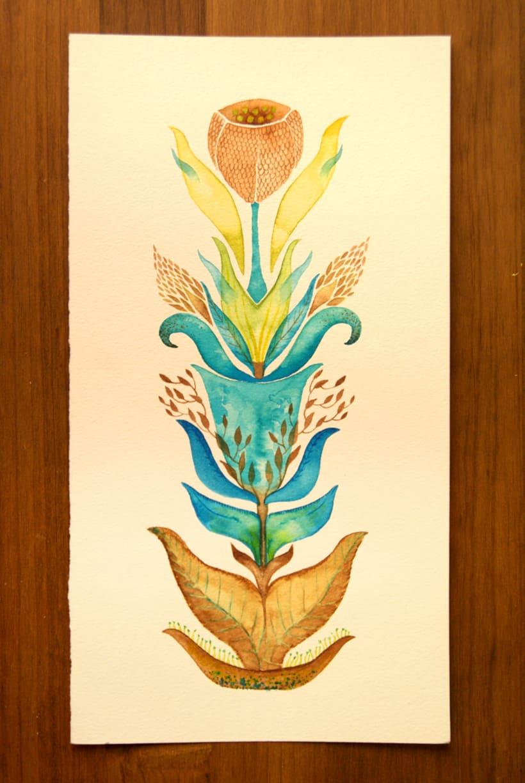 Ka'avo, simetría orgánica 2