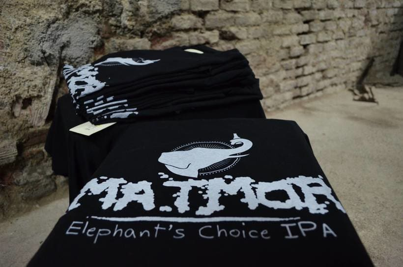 Matmor Elephant's Choice IPA [Craft Beer] 2