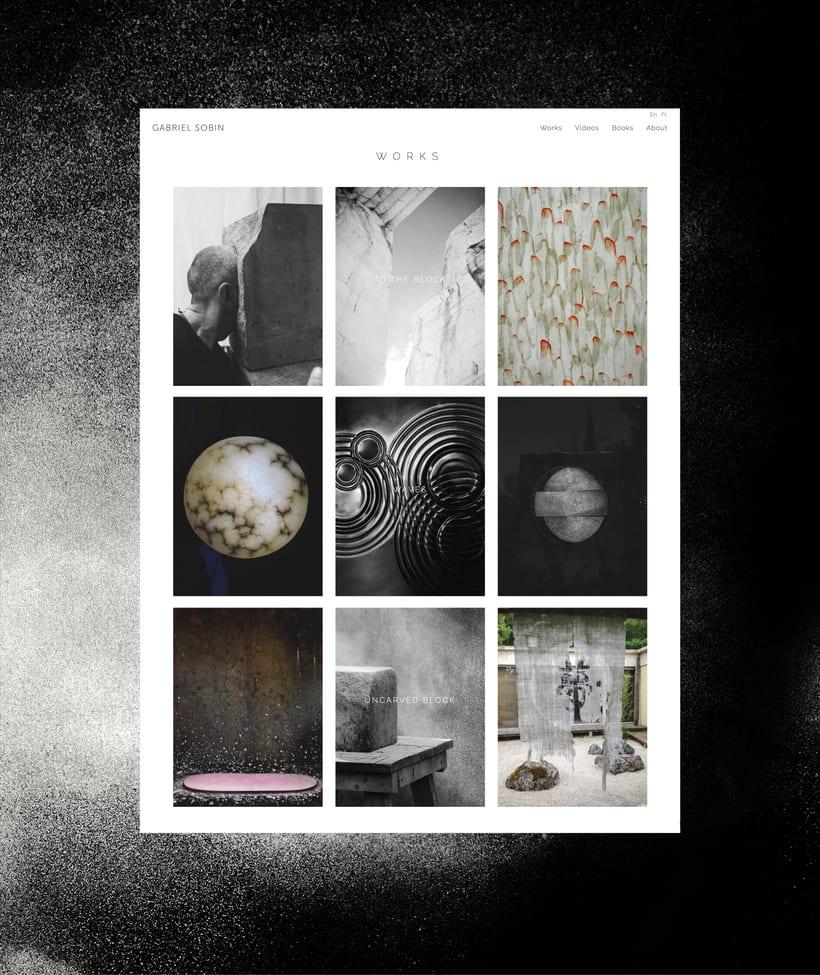 Gabriel Sobin Web Design 0