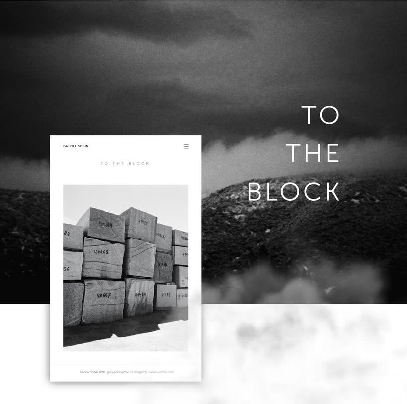 Gabriel Sobin Web Design 2