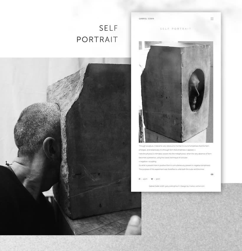 Gabriel Sobin Web Design 3