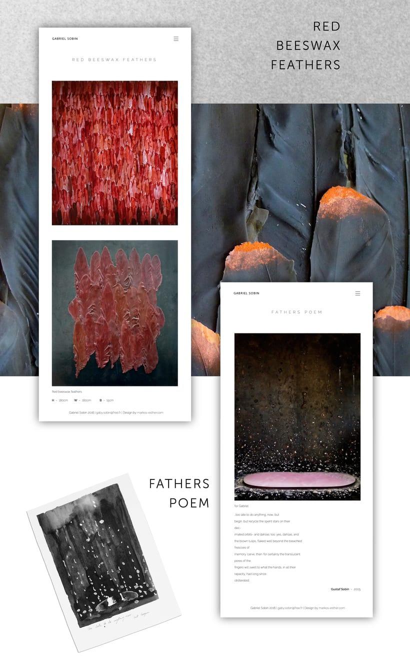 Gabriel Sobin Web Design 4