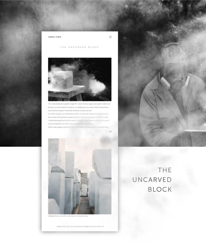 Gabriel Sobin Web Design 5