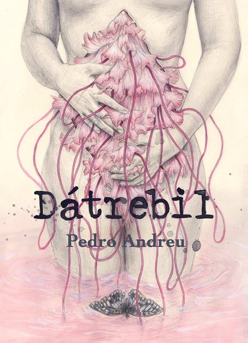 Cubierta ilustrada: Dátrebil de Pedro Andreu 0