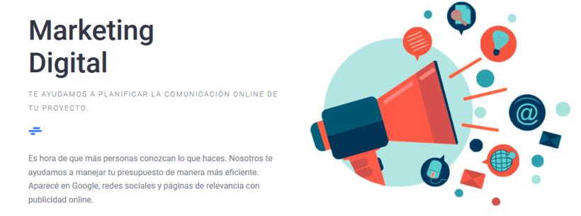 Vuelo Sur: Agencia de Diseño Web y Marketing Digital 3