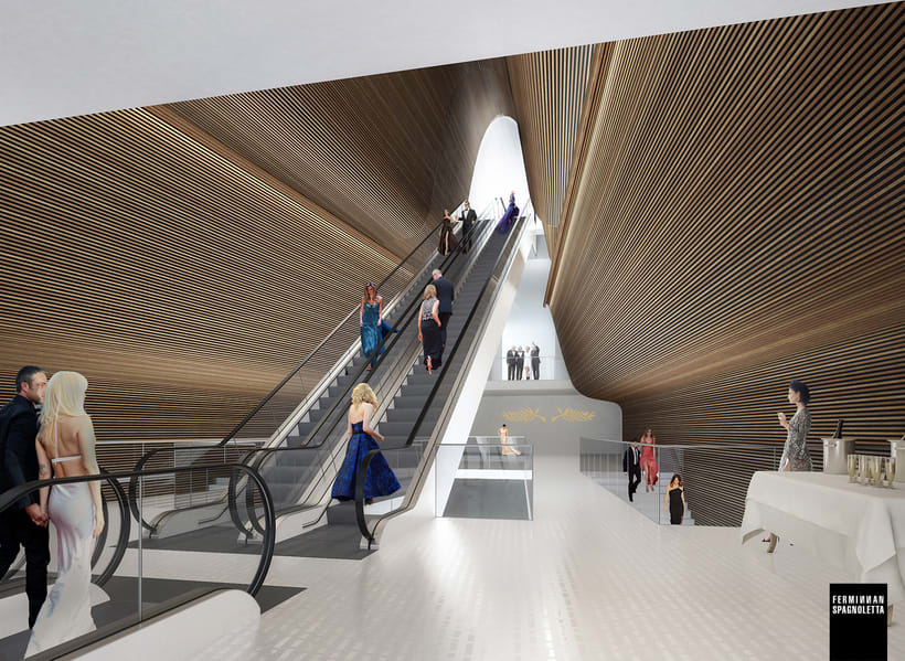 Palace of Festivals and Congress Hall in Cannes, FR | AS. Architecture Studio 0