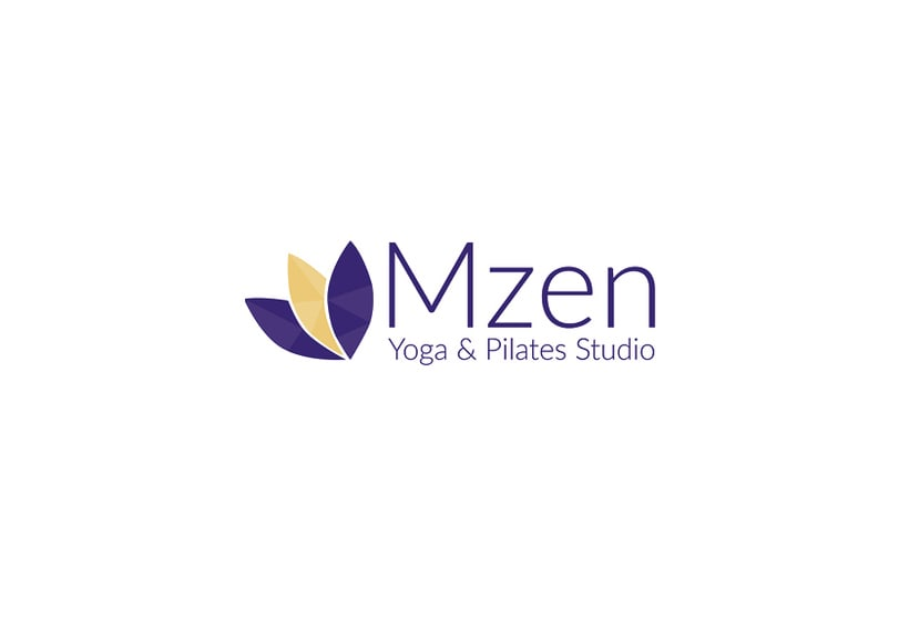 Imagen Corporativa Mzen Yoga & Pilates Studio -1