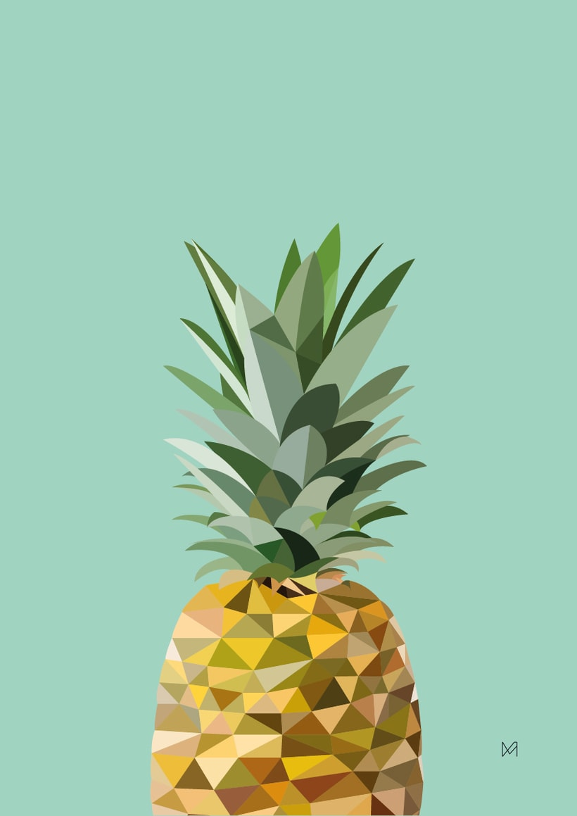 Ilustración Pineapple -1
