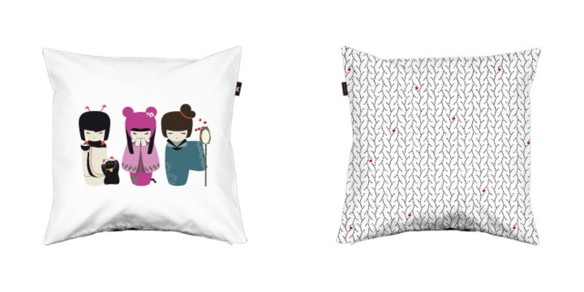 Pillow Covers for Envelop 7