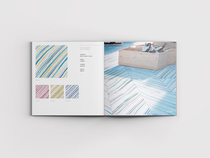 BRANDING / UX / UI — Mosaic del Sur 5