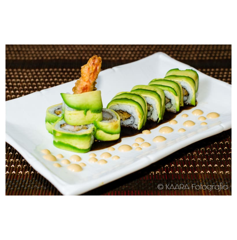 FOTOGRAFIA PRODUCTOS GASTRONOMICOS | Sushi Junki 1