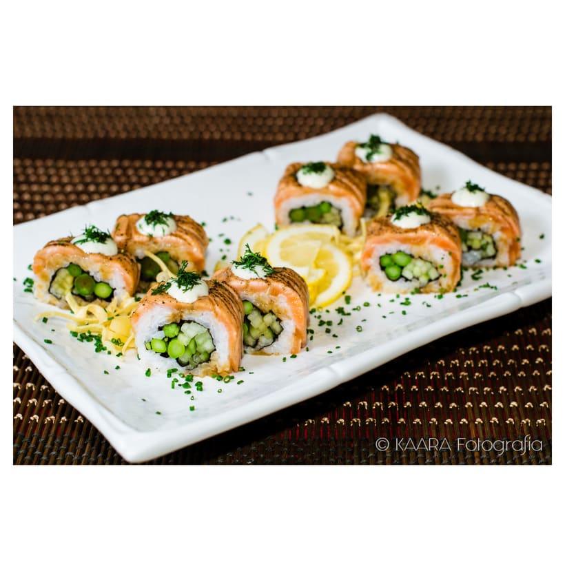 FOTOGRAFIA PRODUCTOS GASTRONOMICOS | Sushi Junki 2