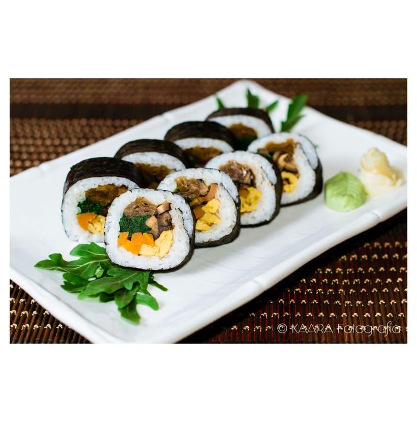 FOTOGRAFIA PRODUCTOS GASTRONOMICOS | Sushi Junki 3