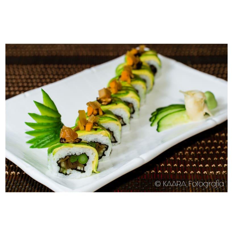 FOTOGRAFIA PRODUCTOS GASTRONOMICOS | Sushi Junki 4