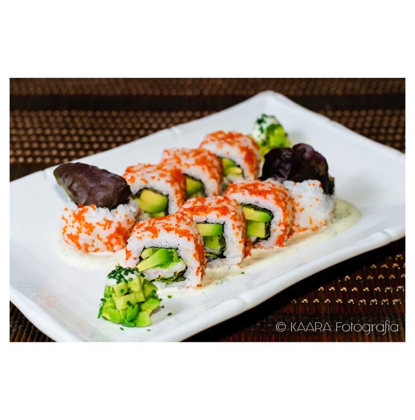 FOTOGRAFIA PRODUCTOS GASTRONOMICOS | Sushi Junki 5