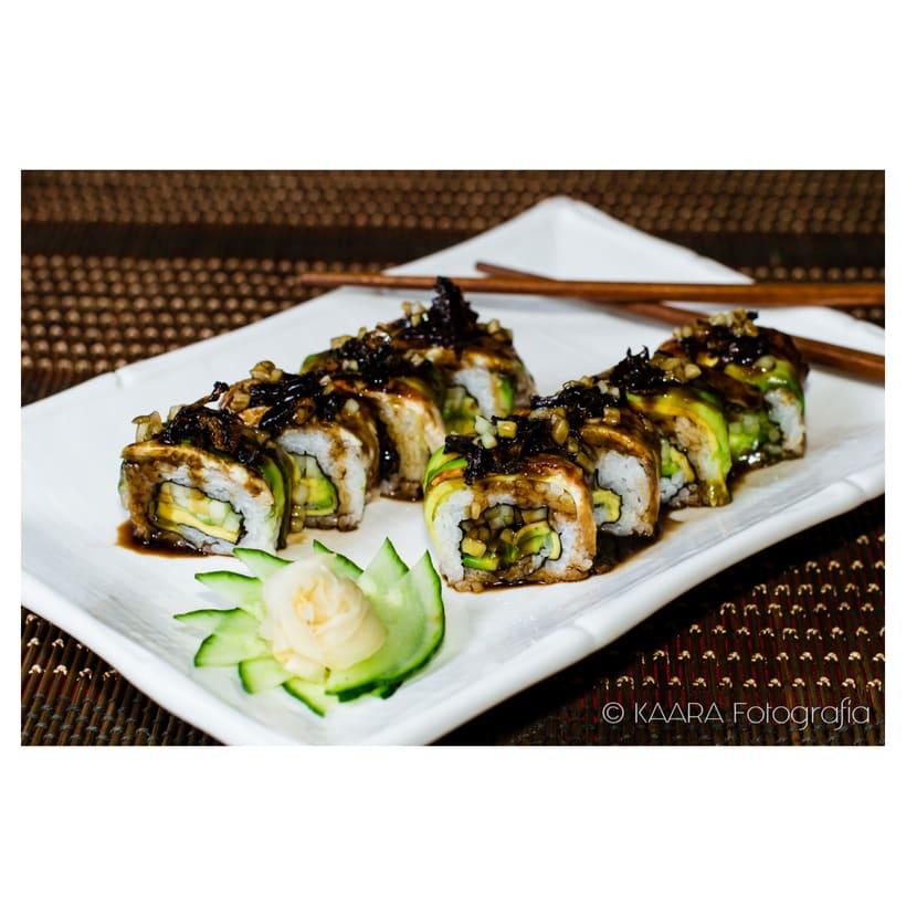 FOTOGRAFIA PRODUCTOS GASTRONOMICOS | Sushi Junki 6