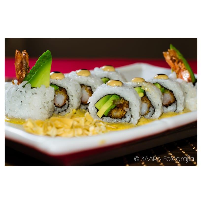 FOTOGRAFIA PRODUCTOS GASTRONOMICOS | Sushi Junki 7