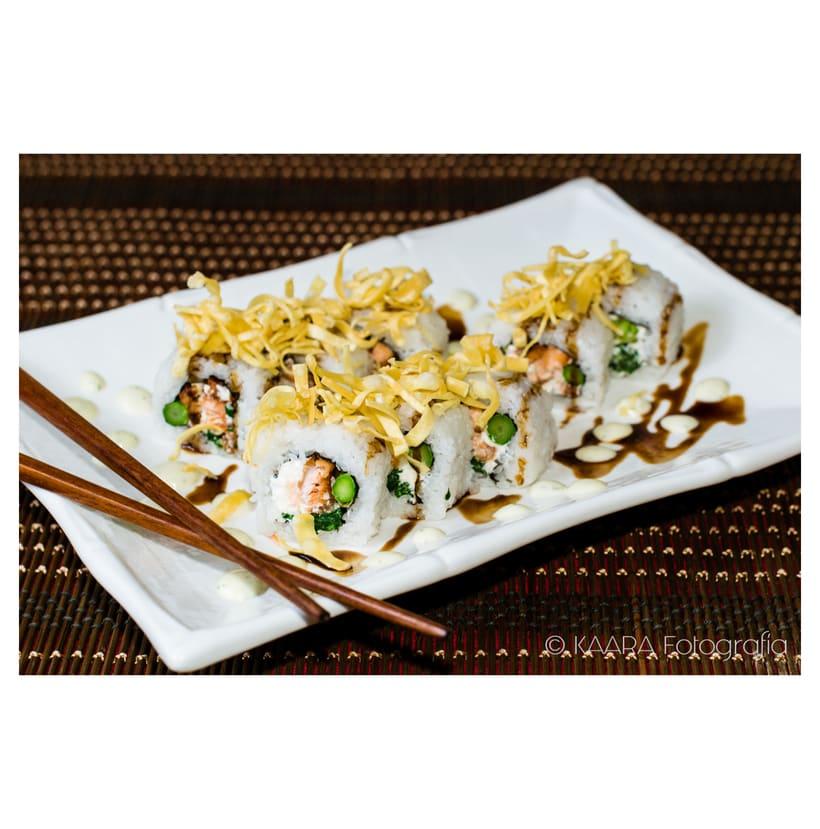 FOTOGRAFIA PRODUCTOS GASTRONOMICOS | Sushi Junki 8