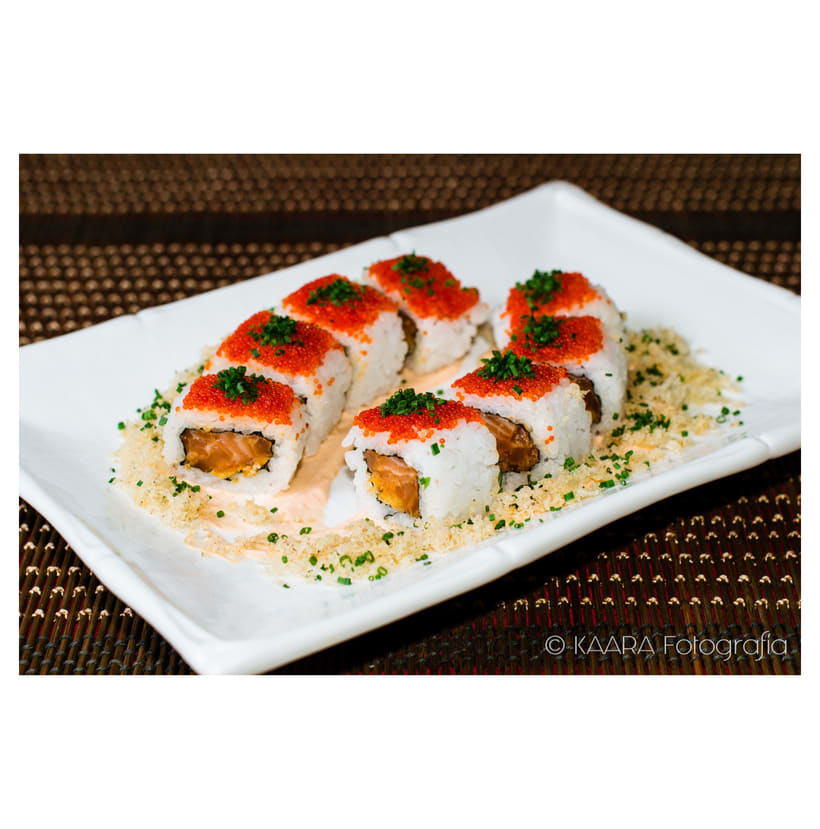 FOTOGRAFIA PRODUCTOS GASTRONOMICOS | Sushi Junki 9