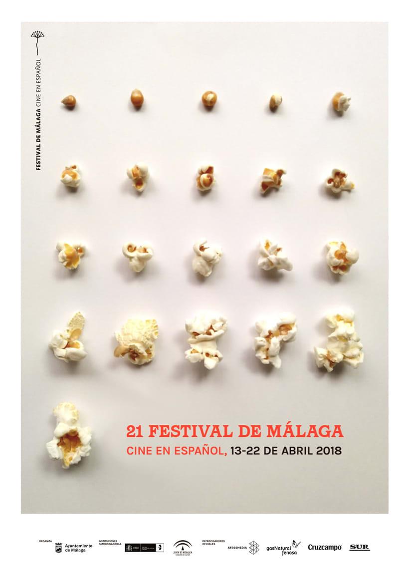 POSTER — Festival de Cine de Málaga 3