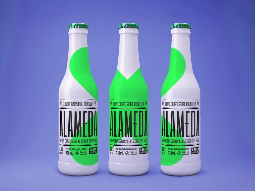 Branding y Packaging para una Cerveza Artesanal 1