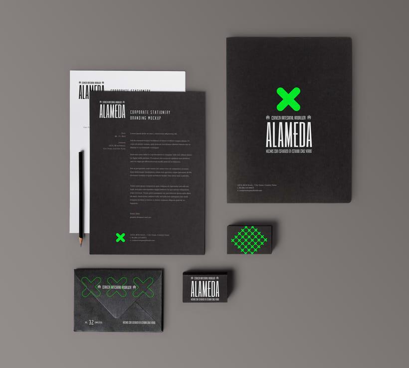 Branding y Packaging para una Cerveza Artesanal 6