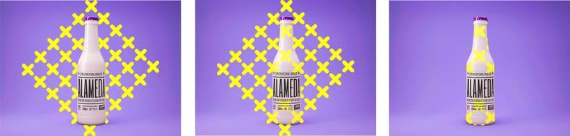 Branding y Packaging para una Cerveza Artesanal 2