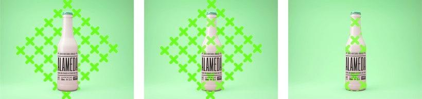 Branding y Packaging para una Cerveza Artesanal 3