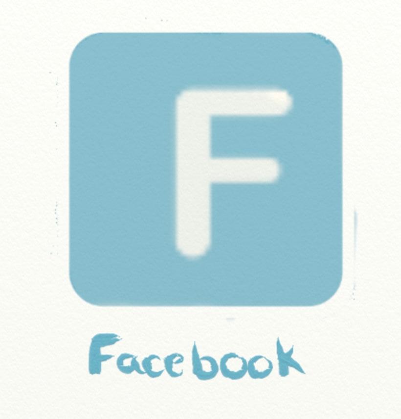 Redes sociales - 8 ilustraciones 4