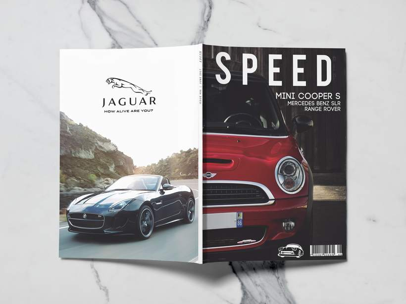 SPEED MAGAZINE 2