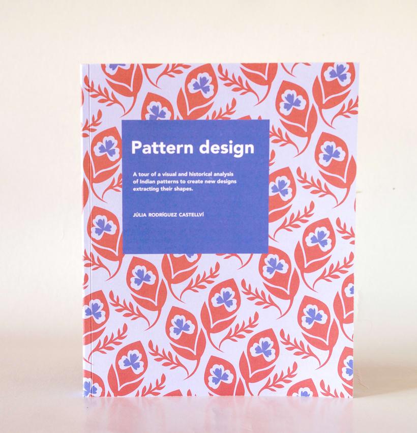 Libro sobre el diseño de estampados 1