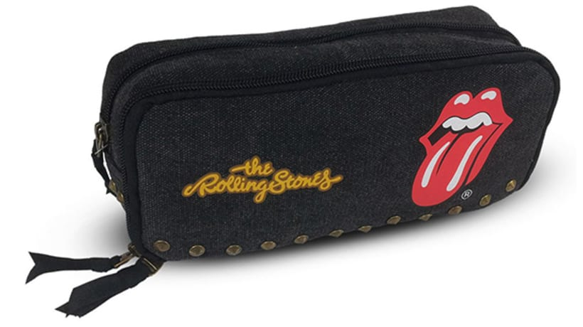 Bag, totebag and case of Rolling Stones 1