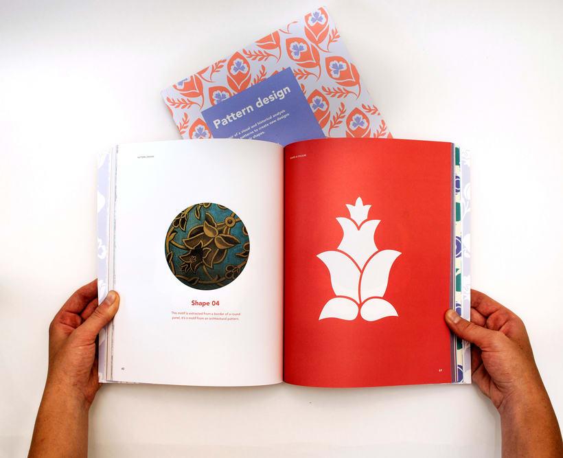 Libro sobre el diseño de estampados 12