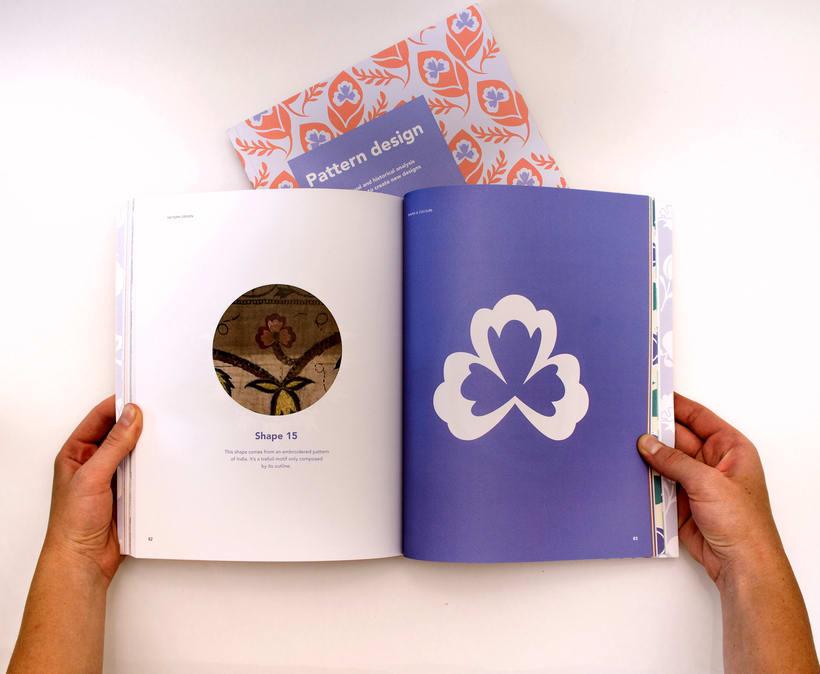 Libro sobre el diseño de estampados 13