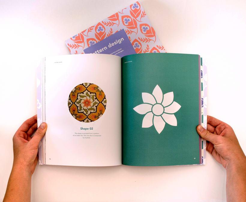 Libro sobre el diseño de estampados 11