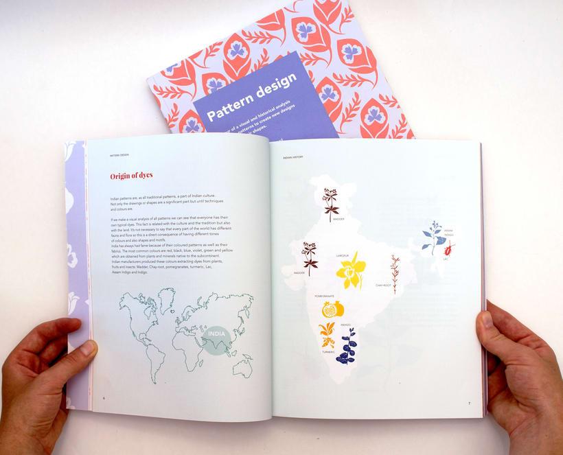 Libro sobre el diseño de estampados 7
