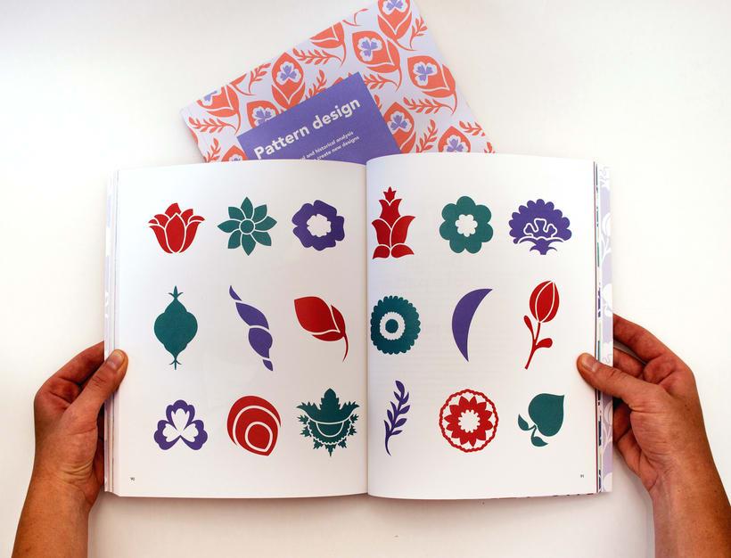Libro sobre el diseño de estampados 14