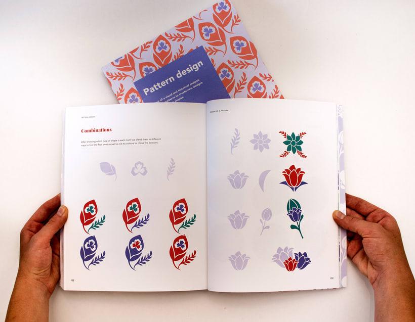 Libro sobre el diseño de estampados 15