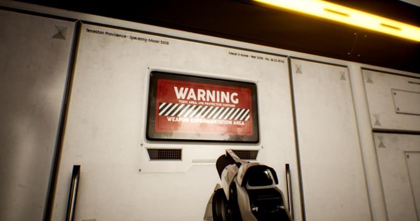 Modular SciFi Environment - Unreal Engine 4 3