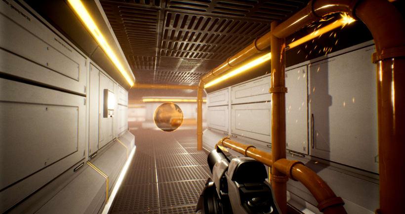 Modular SciFi Environment - Unreal Engine 4 5