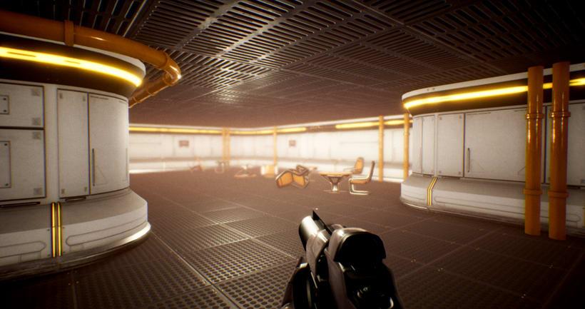 Modular SciFi Environment - Unreal Engine 4 7