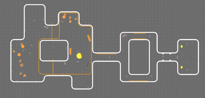 Modular SciFi Environment - Unreal Engine 4 8
