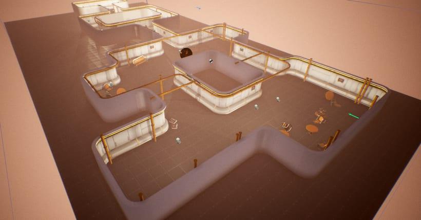 Modular SciFi Environment - Unreal Engine 4 9